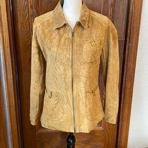Isabella Bird Washable Leather Jacket